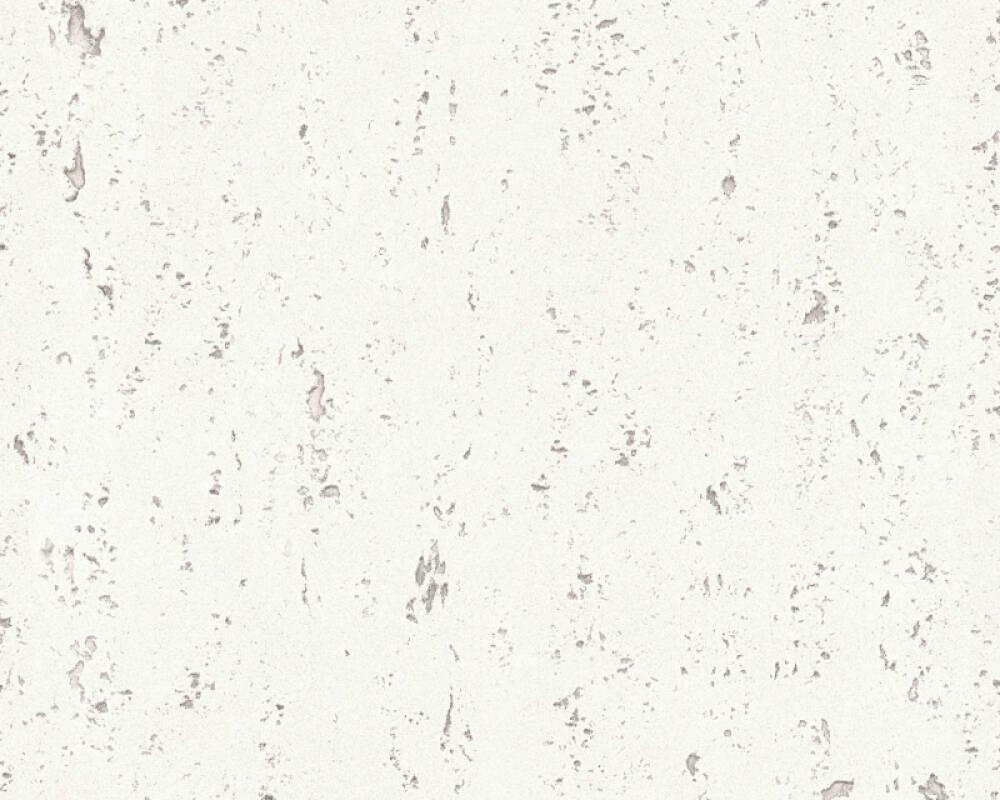 A.S. Création papier peint Béton, gris 364701