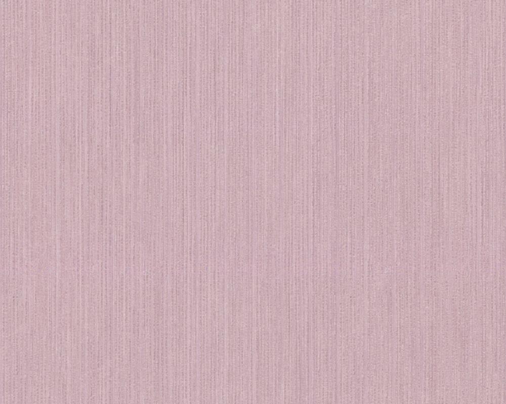 MICHALSKY LIVING papier peint Uni, rose, violet 364999