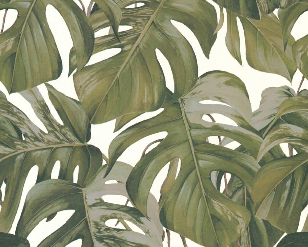 MICHALSKY LIVING Обои Джунгли, Белые, Зеленые, Серыe 365192