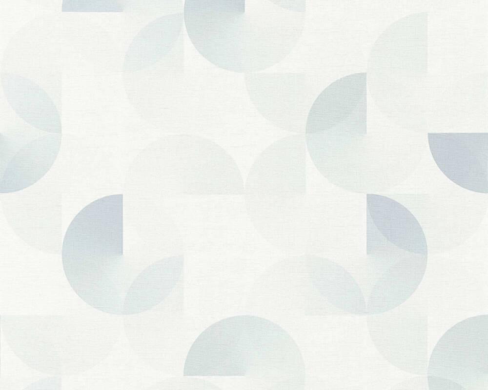 Esprit Home Wallpaper Graphics, 3D, Grey 365243