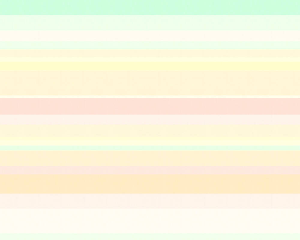 Esprit Home Wallpaper Stripes, Green, Orange, Pink, Yellow 365261