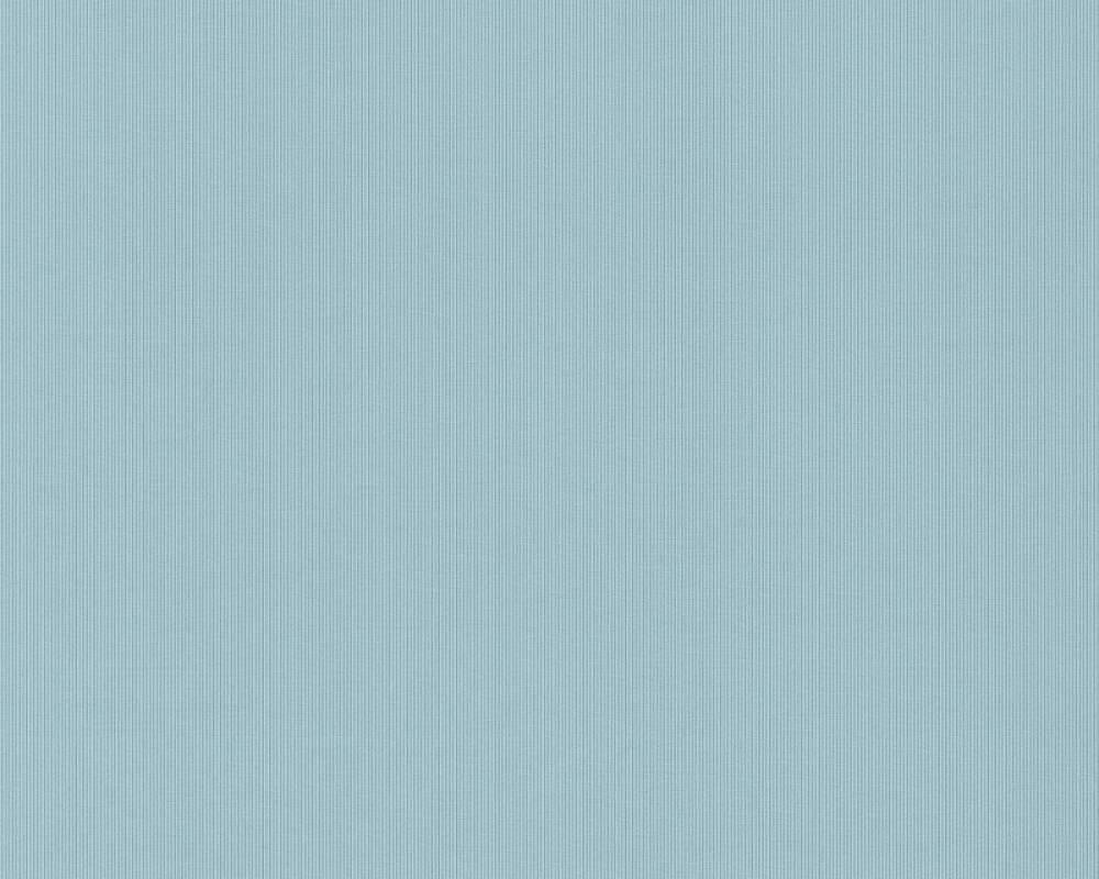 Esprit Home Wallpaper Uni, Blue 365277