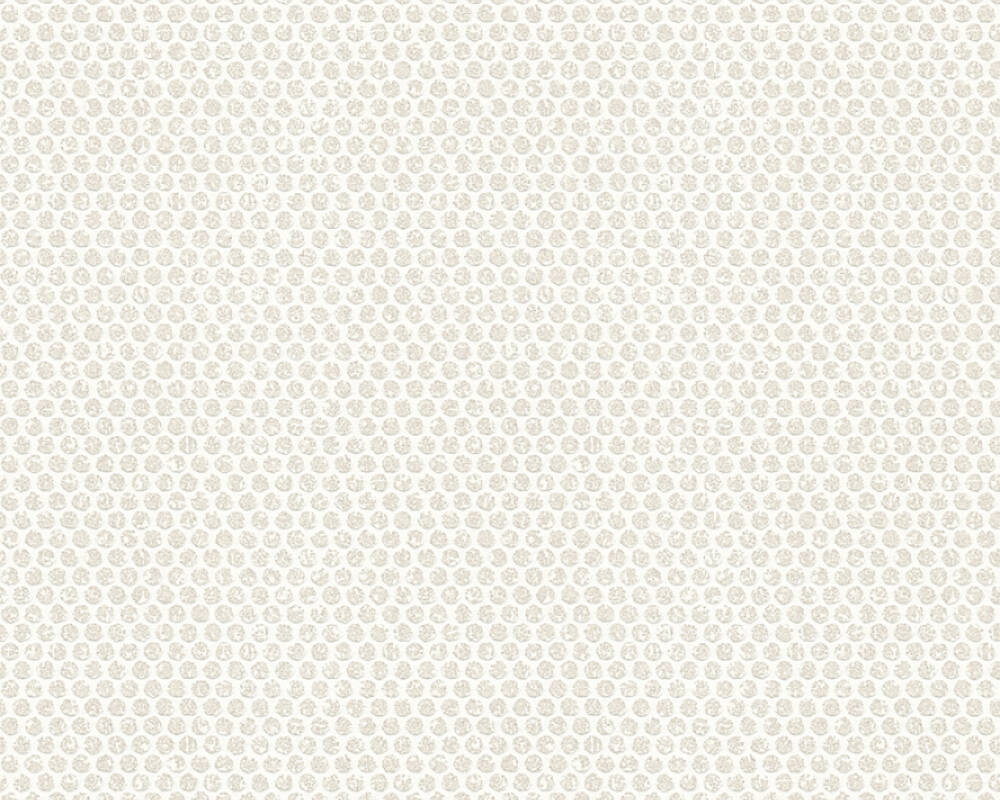A.S. Création Wallpaper Graphics, Metallic, Silver, White 365761