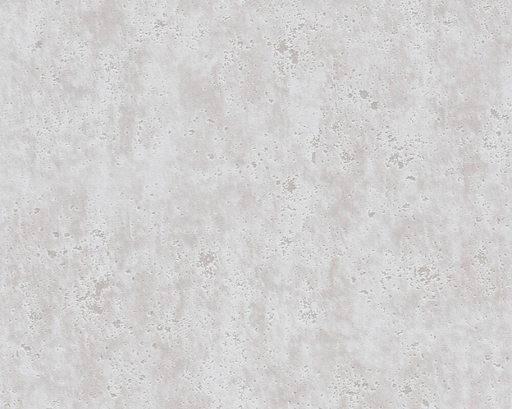 A.S. Création papier peint Uni, gris 366001