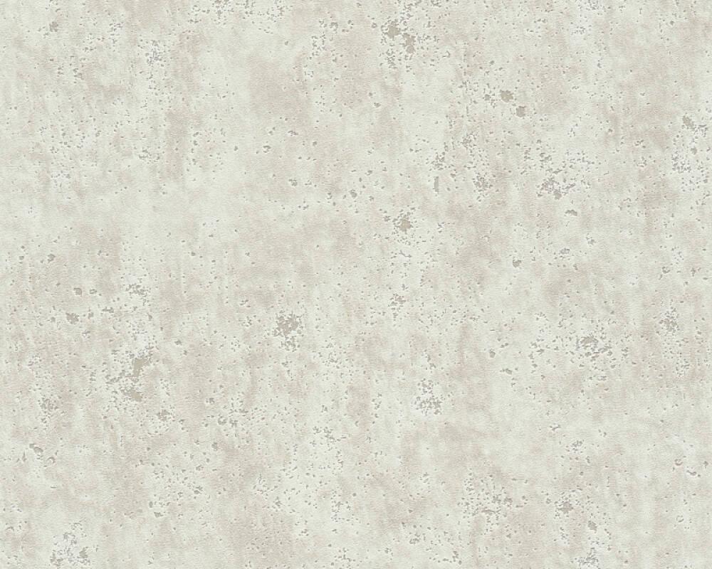 A.S. Création papier peint Uni, beige, crème, gris, taupe 366003