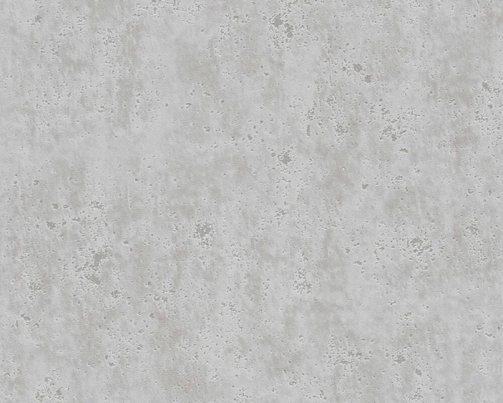 A.S. Création Wallpaper Concrete, Grey 366004