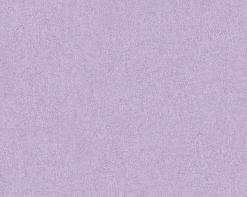 Livingwalls Tapete Uni, Violett 366286