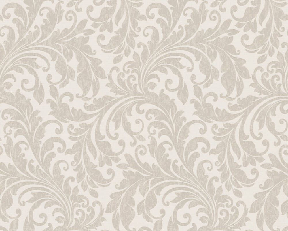 Architects Paper Wallpaper Fabric, Beige, Brown, White 366664