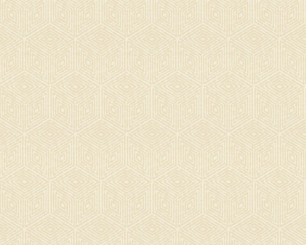 Architects Paper Wallpaper Graphics, Beige, Brown, Cream, Yellow 366672