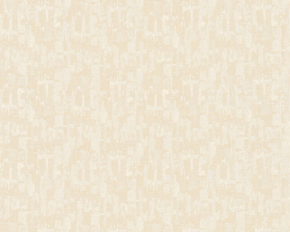 Architects Paper Wallpaper Uni, Beige, Brown 366703