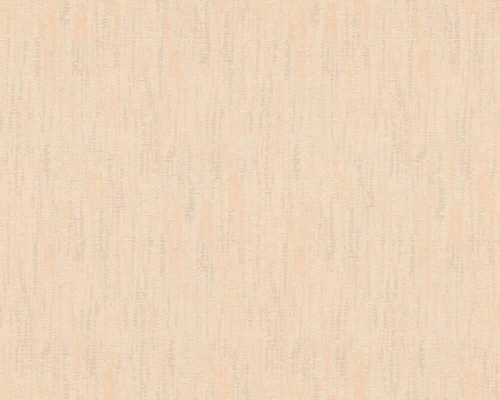 Architects Paper Wallpaper Uni, Beige, Brown, Orange 366714