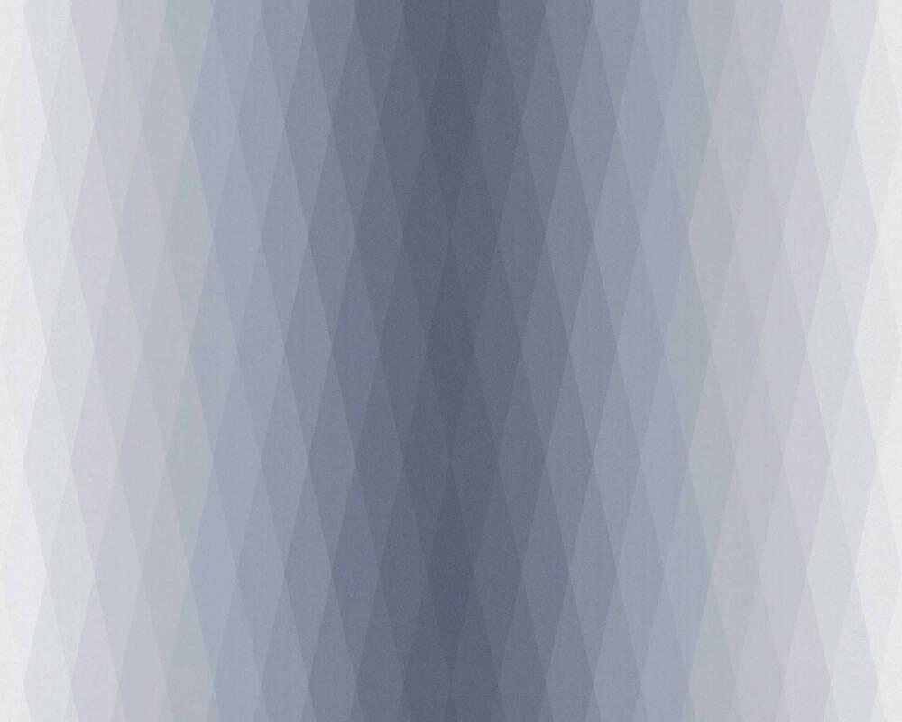 Esprit Home Обои Графика, Серыe, Синие 366761