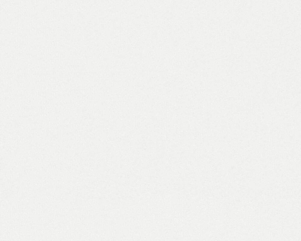Esprit Home Tapete Uni, Grau, Weiß 366774