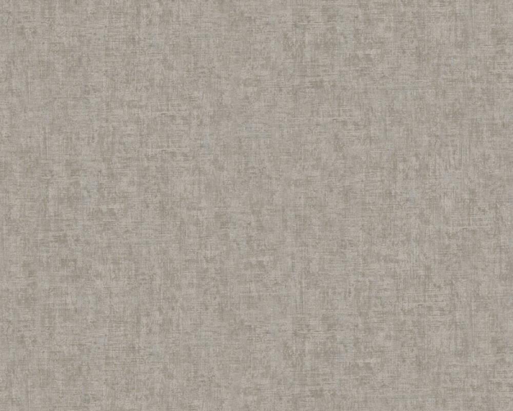 A.S. Création Wallpaper Uni, Brown, Metallic 366893