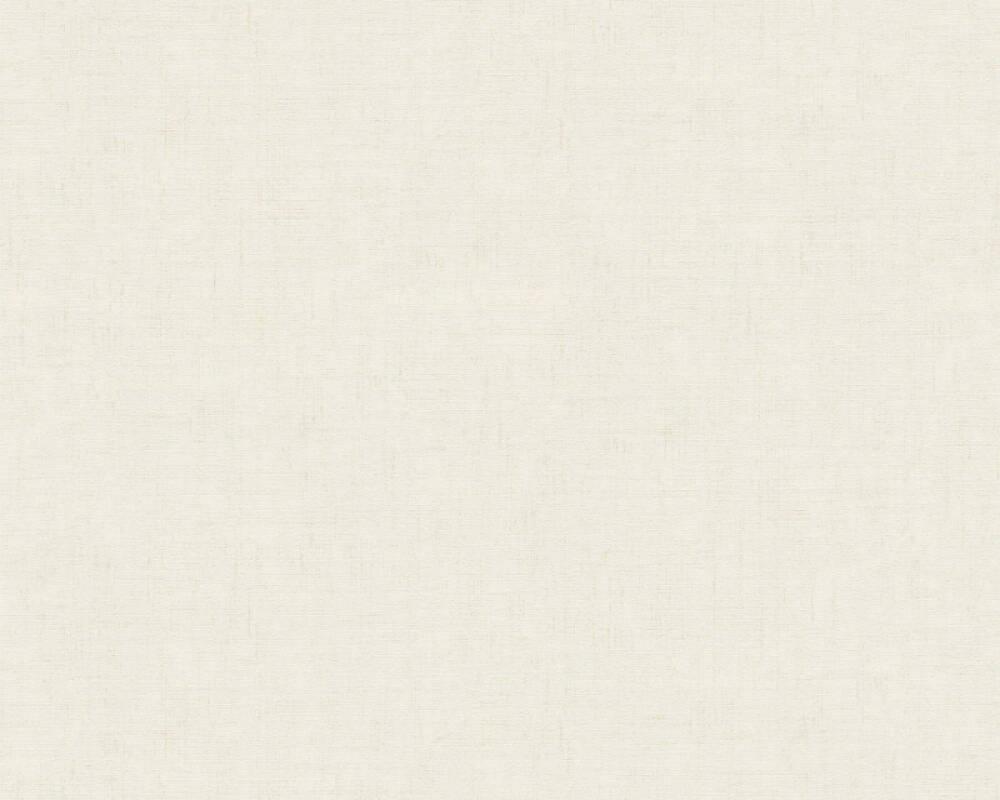 A.S. Création Tapete Uni, Beige, Creme, Metallics 366895