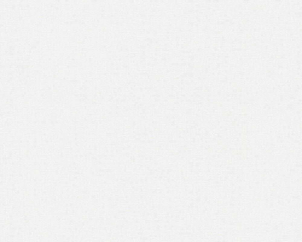 A.S. Création Wallpaper Uni, White 367131