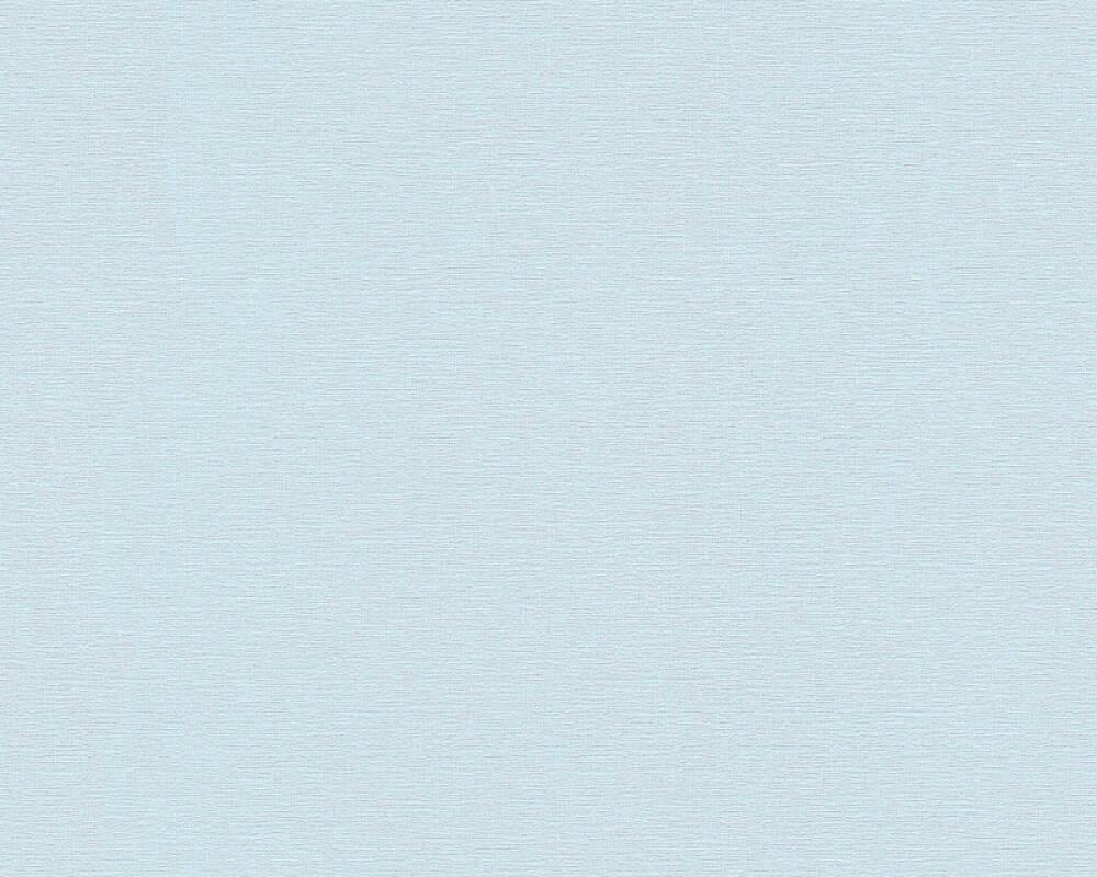 A.S. Création Wallpaper Uni, Blue 367135
