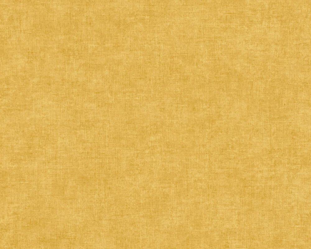 Livingwalls papier peint Uni, jaune 367213