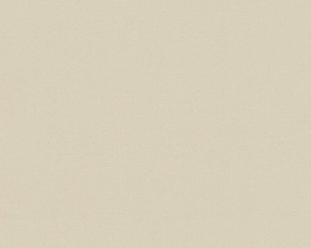 A.S. Création Wallpaper Uni, Beige, Brown 367253