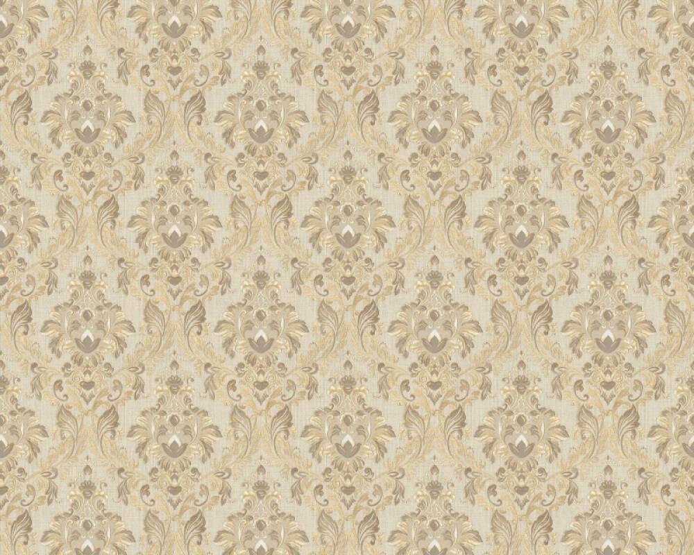 A.S. Création Tapete Textil, Beige, Creme 367322