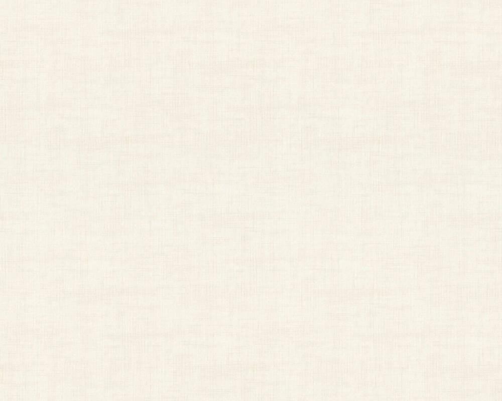 A.S. Création Tapete Textil, Creme, Weiß 367331