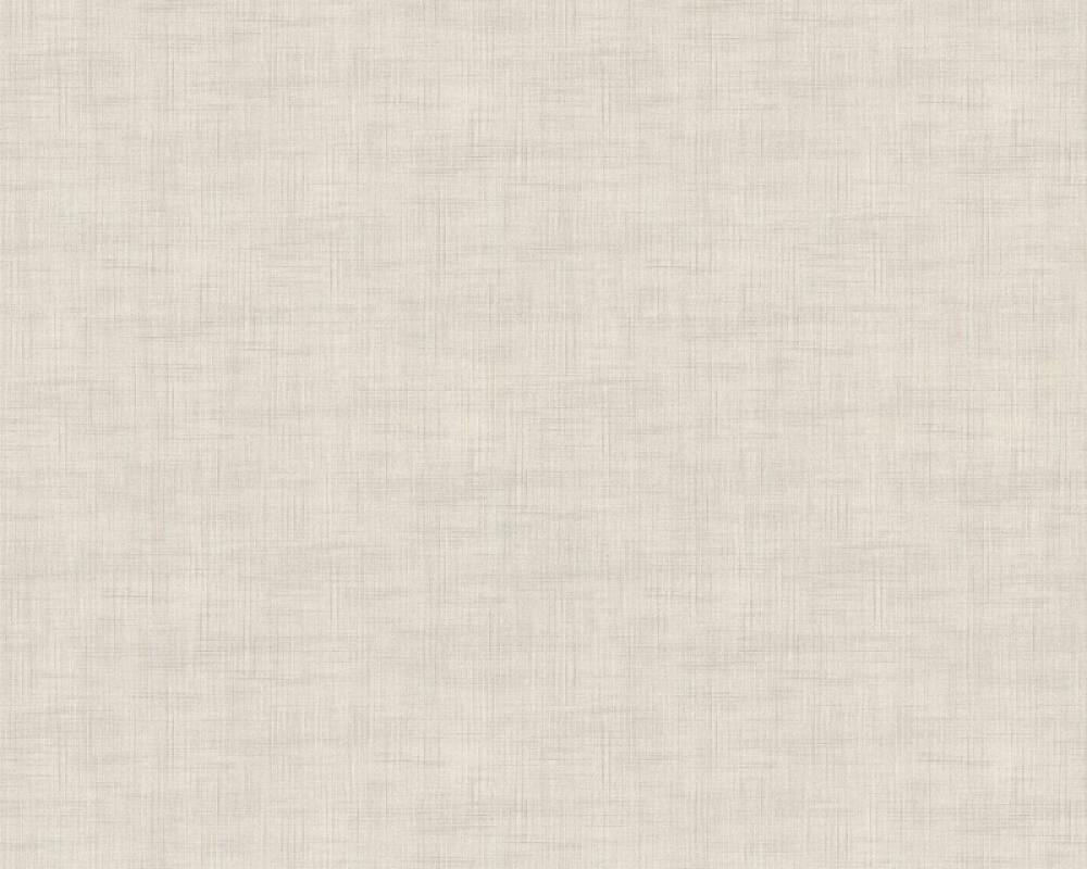 A.S. Création papier peint Textile, beige, blanc, crème 367334