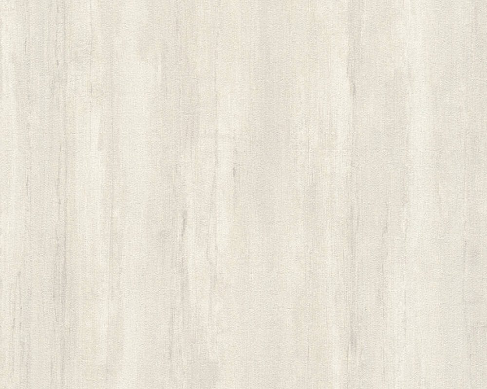 A.S. Création Wallpaper Wood, Grey, Metallic, White 367503