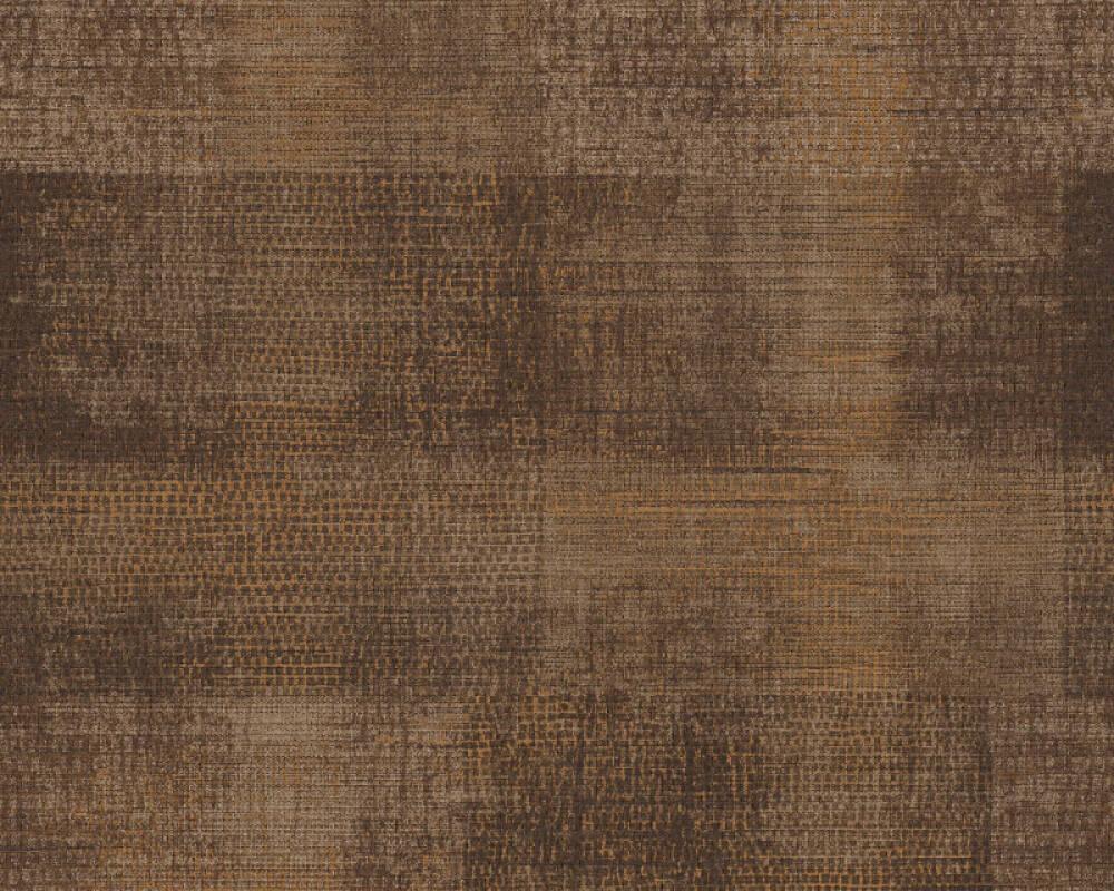 A.S. Création papier peint Textile, marron 367735
