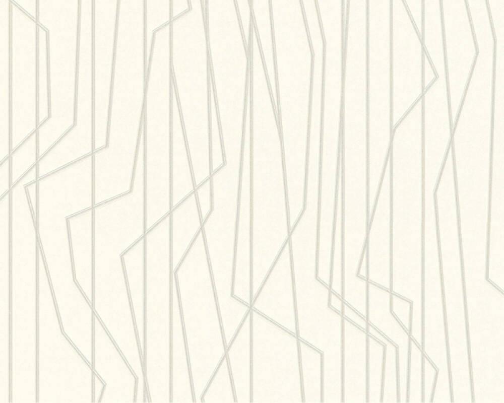 Private Walls Обои Графика, Белые, Серыe 368783