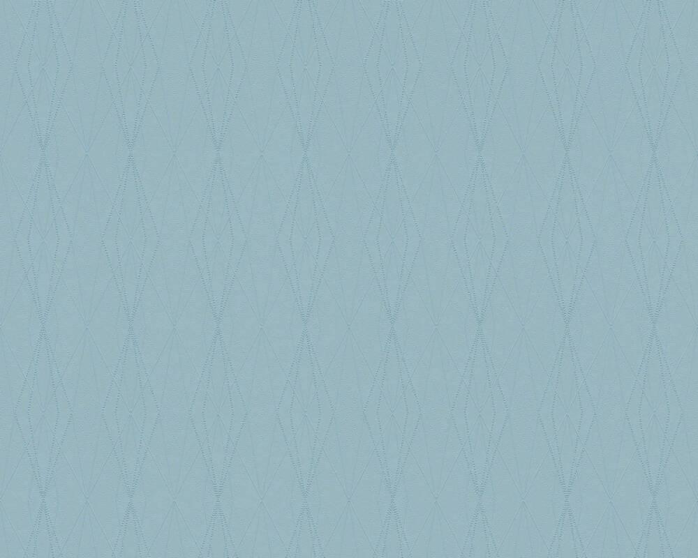 Private Walls Tapete Grafik, Blau 368792