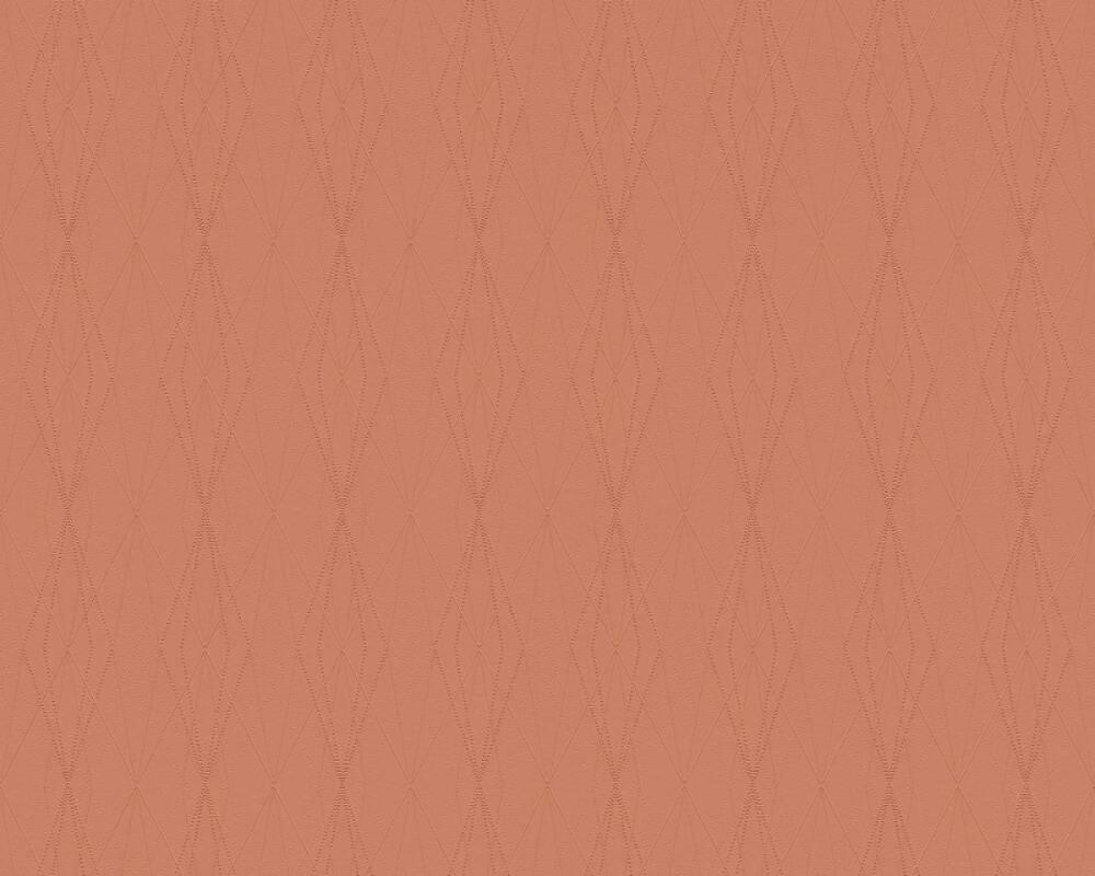 Private Walls Tapete Grafik, Orange, Rosa 368794