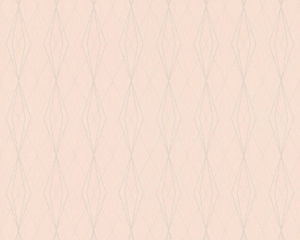 Private Walls Обои Графика, Бежевые, Розовые 368796
