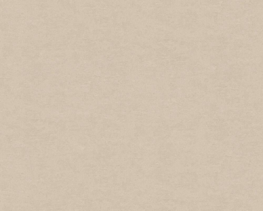 A.S. Création papier peint Uni, gris, métallique 368882