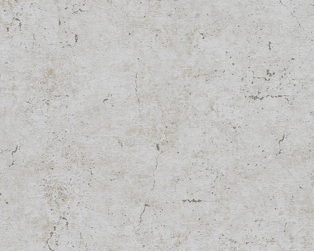 Livingwalls Wallpaper Concrete, Grey 369112