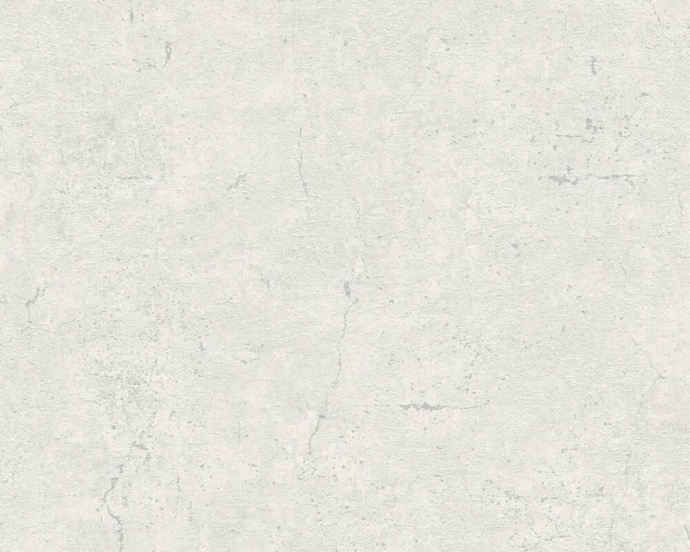 Livingwalls papier peint Béton, blanc, gris 369113