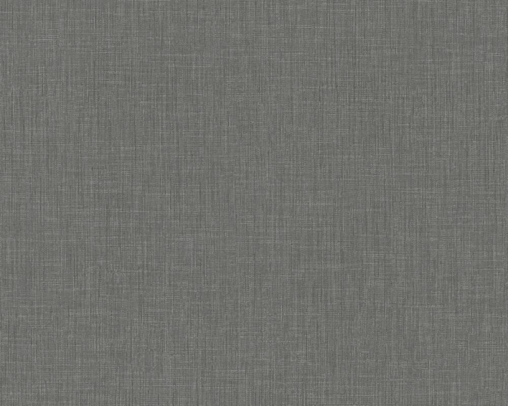Livingwalls papier peint Uni, gris 369223