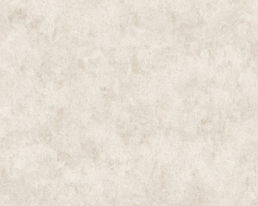 Livingwalls Wallpaper Uni, Cream 369244