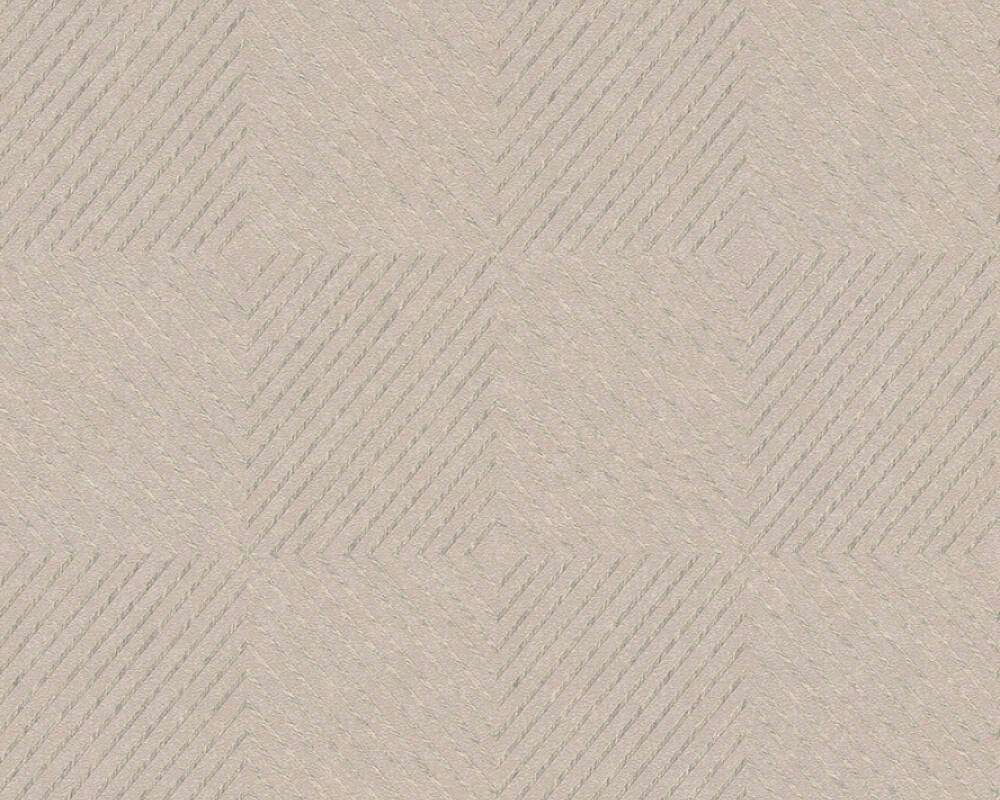Livingwalls Wallpaper Graphics, 3D, Beige, Metallic 369262