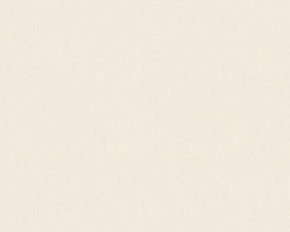 A.S. Création Wallpaper Uni, Beige, Cream, Grey 369383