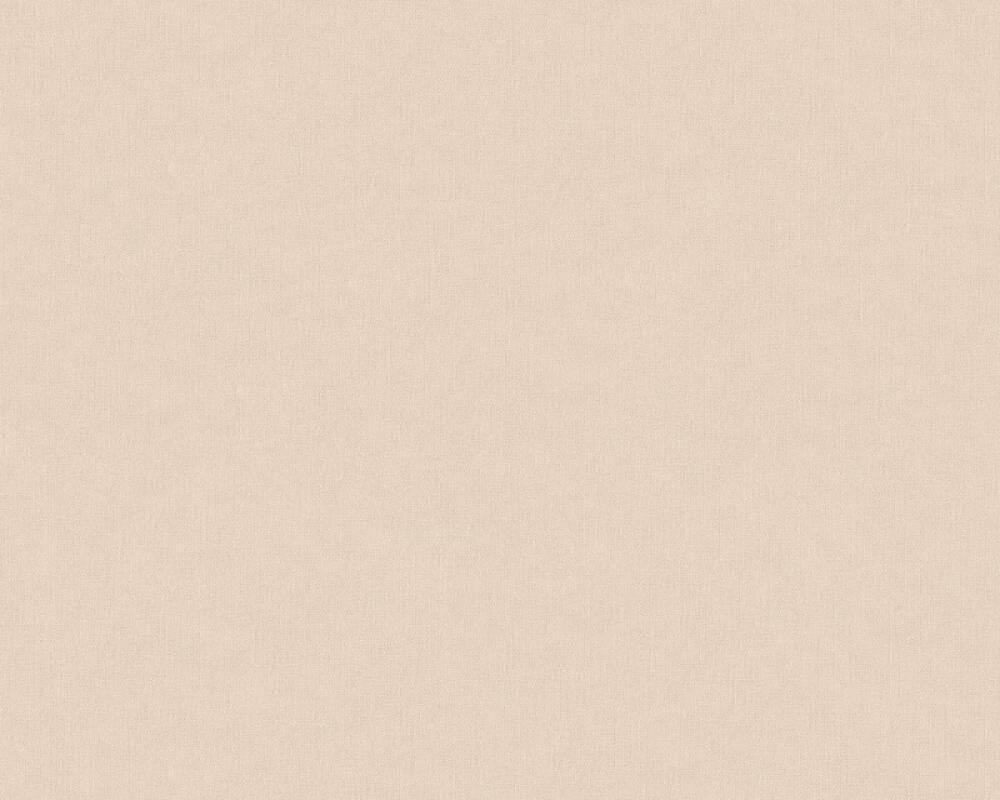 A.S. Création Wallpaper Uni, Beige, Brown 369384