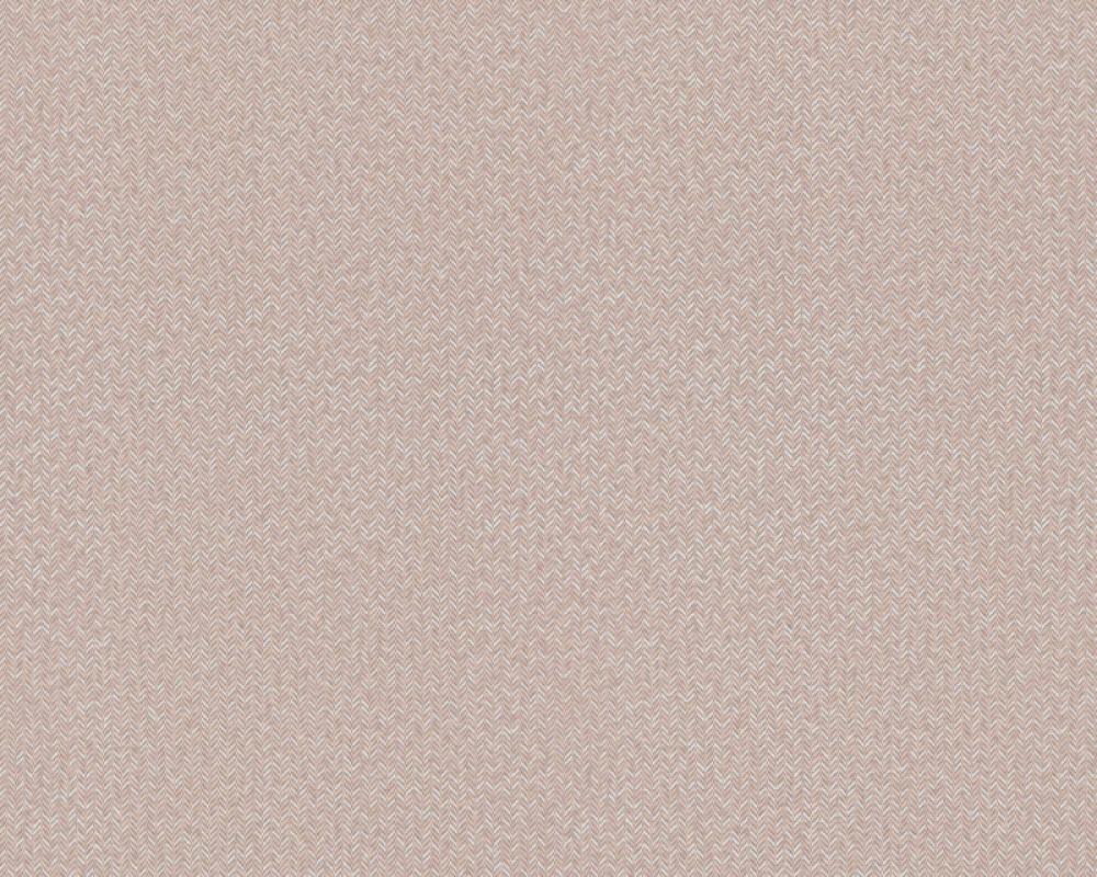 A.S. Création Tapete Grafik, Braun, Metallics, Rosa 369782
