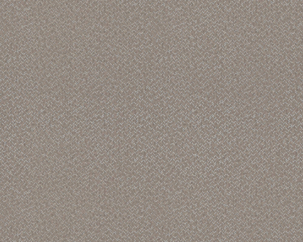 A.S. Création Wallpaper Graphics, Brown, Grey, Metallic 369786