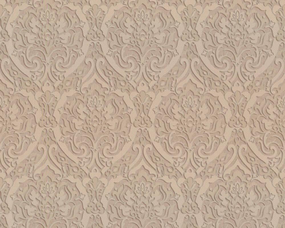 A.S. Création Tapete Barock, 3D, Beige, Braun, Gold, Metallics 370025