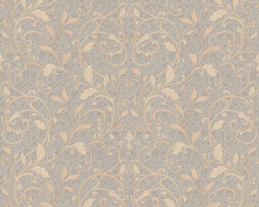 A.S. Création Wallpaper Floral, Beige 370575