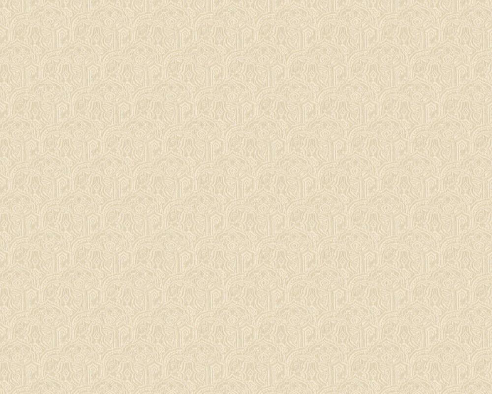 A.S. Création Wallpaper Uni, Beige, Cream 370584