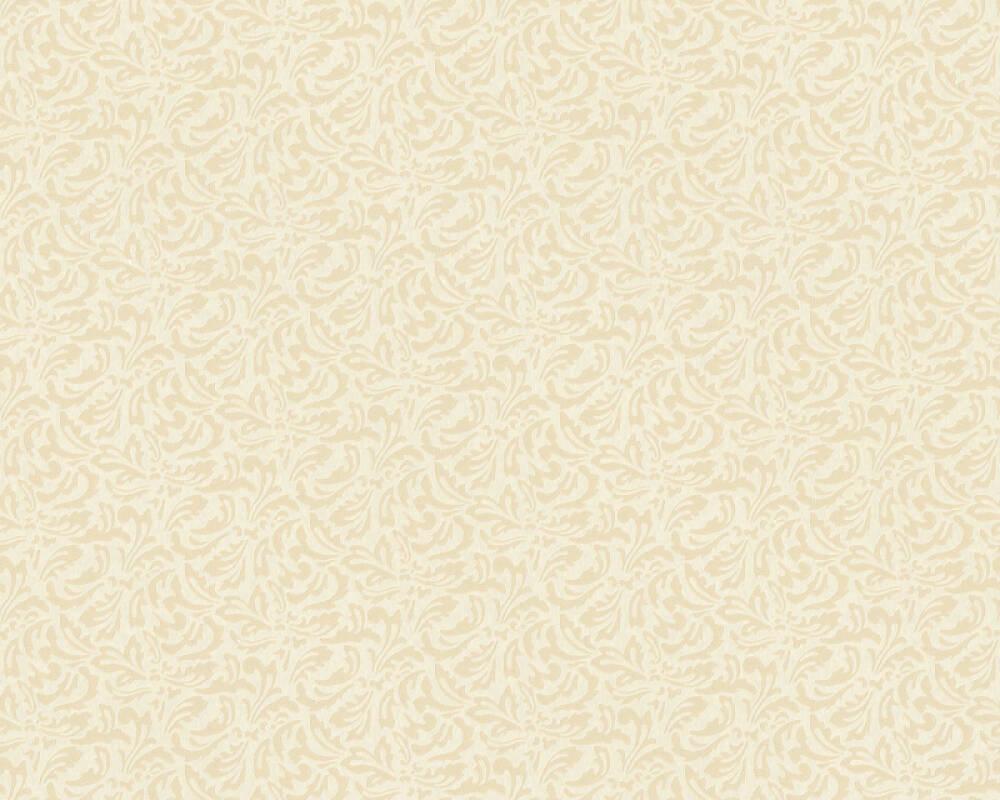 A.S. Création papier peint Baroque, beige, crème 370808