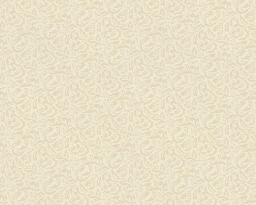 A.S. Création Wallpaper Baroque, Beige, Cream 370815