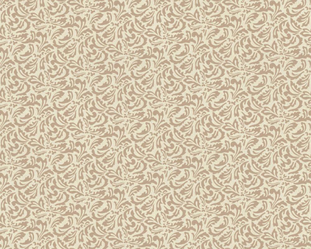 A.S. Création Tapete Barock, Beige, Gelb 370822