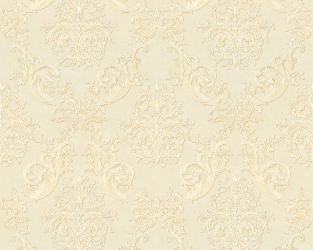 A.S. Création Tapete Barock, Creme, Gold, Metallics 371633