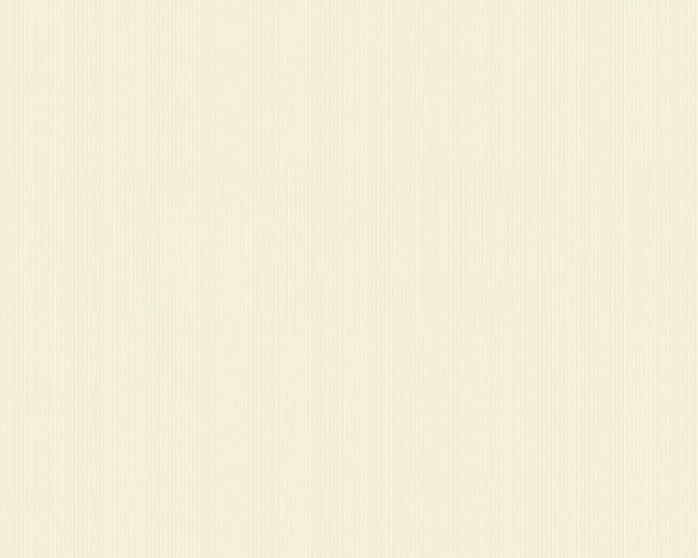 A.S. Création Wallpaper Uni, Beige, Cream 371671